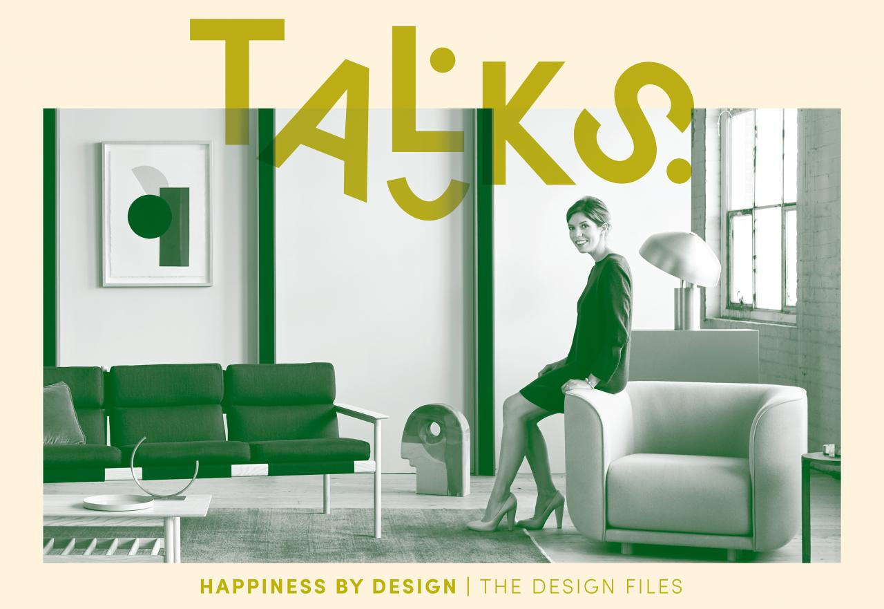 TDF Talks: Happiness by Design