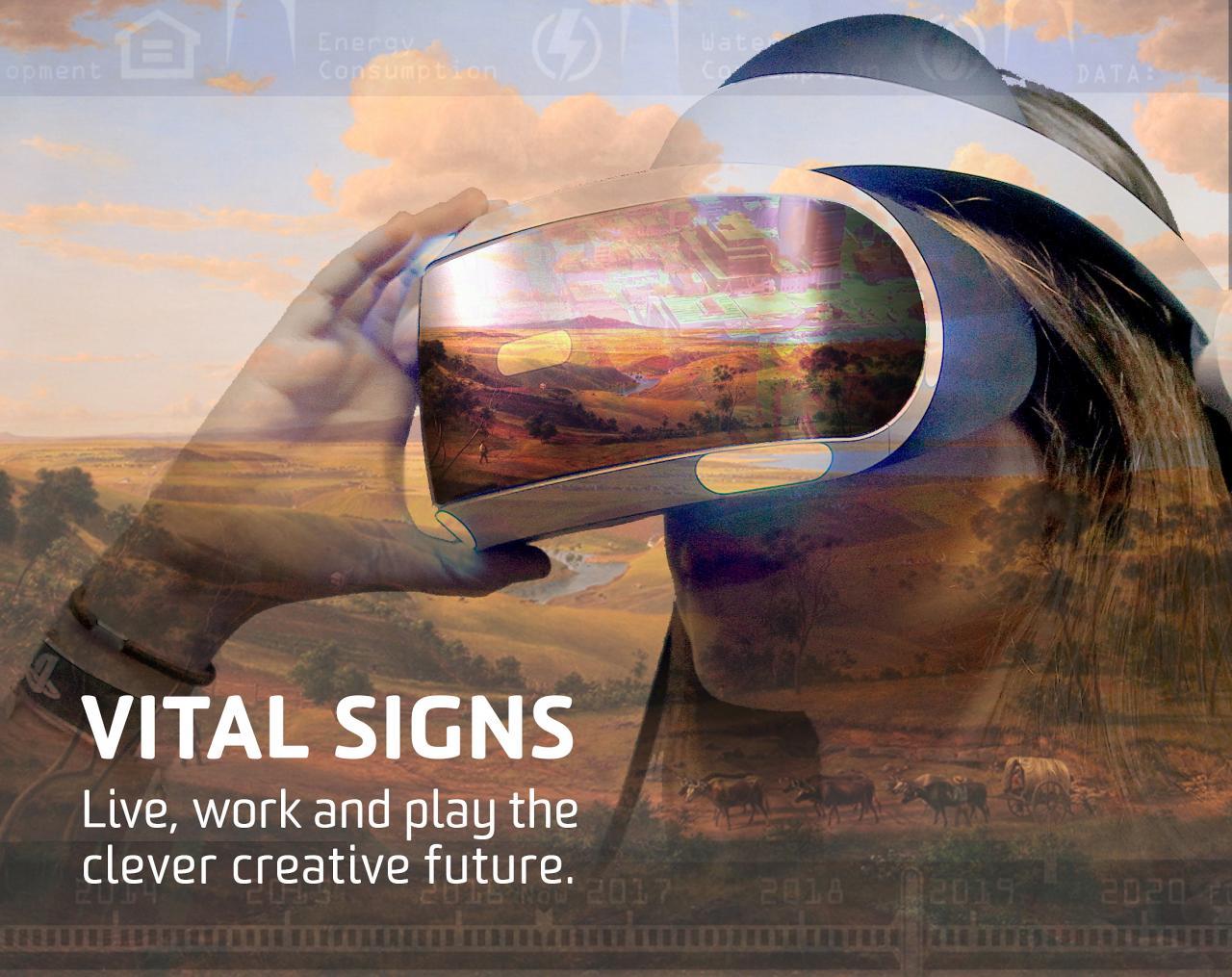 Vital Signs: Smart city, living city | NGV