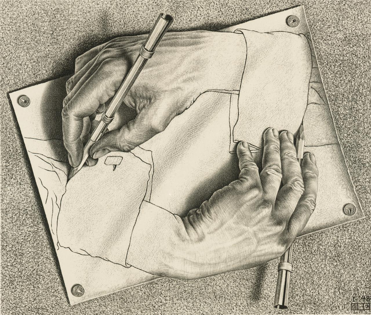 M. C. Escher  Dutch 1898–1972