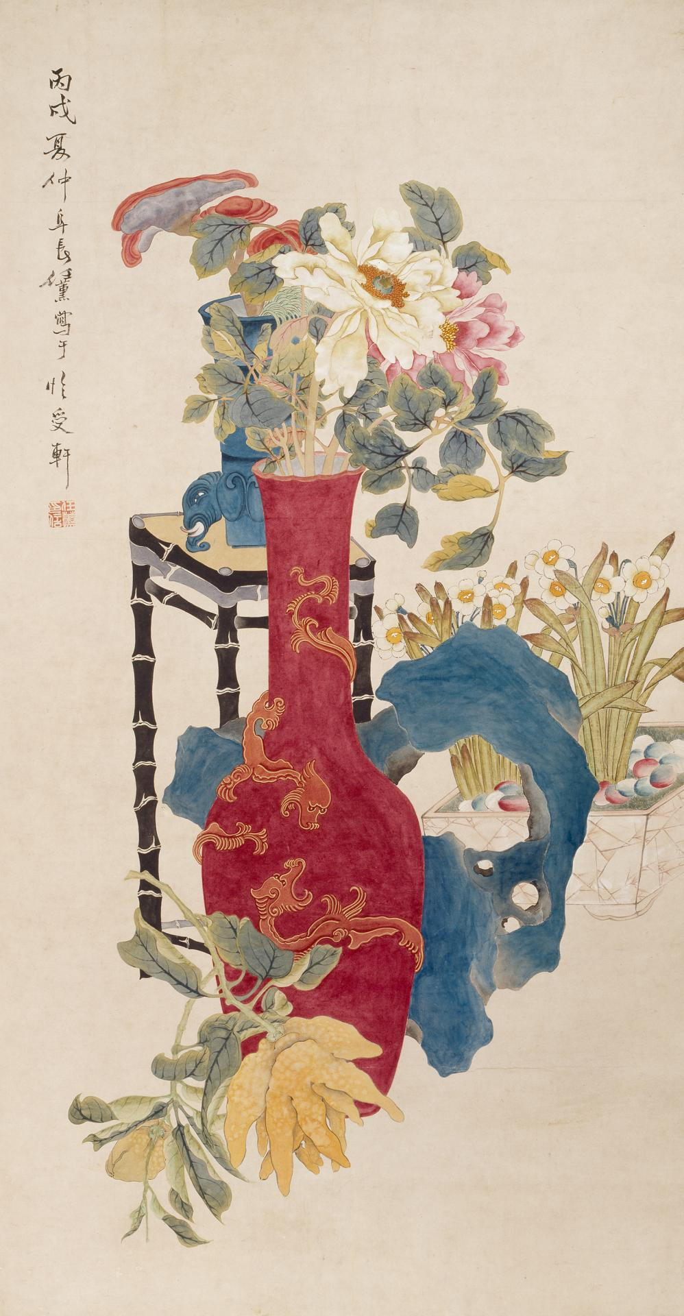 Auspicious Meanings And Lucky Symbols In Chinese Art Ngv