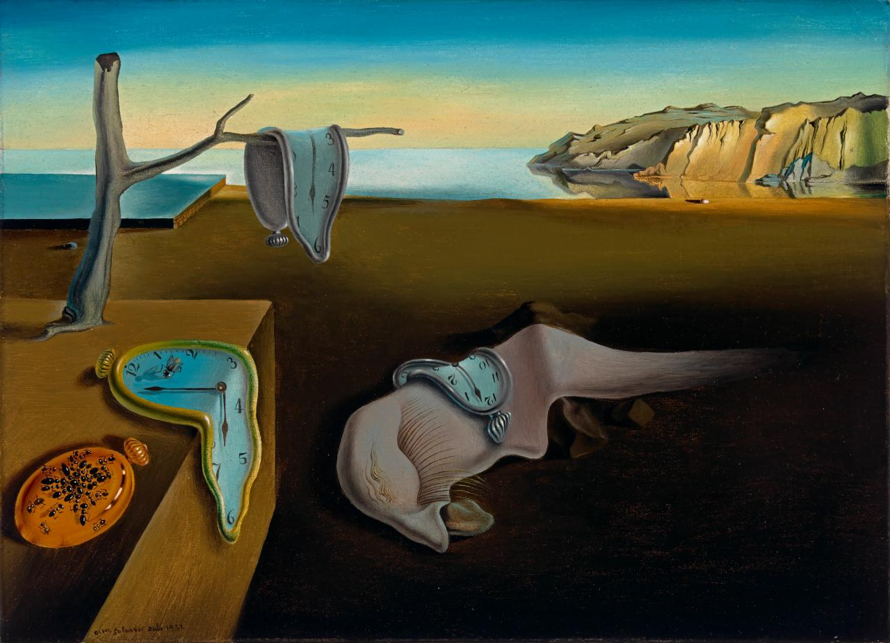 Salvador Dalí Spanish 1904–89