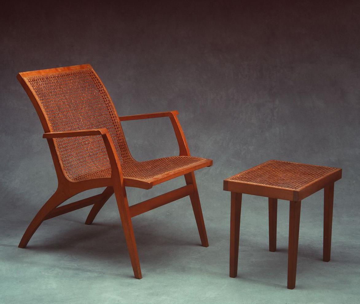 Beau Bernard Jones And His U0027Tropical Chairu0027, 1953
