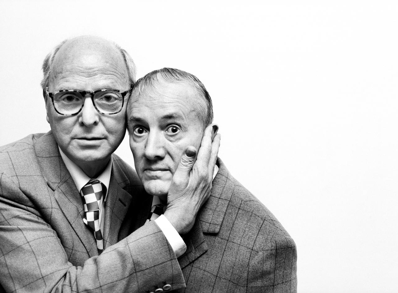 Gilbert And George: Gilbert & George: In Conversation