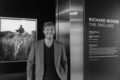 image of Richard Mosse