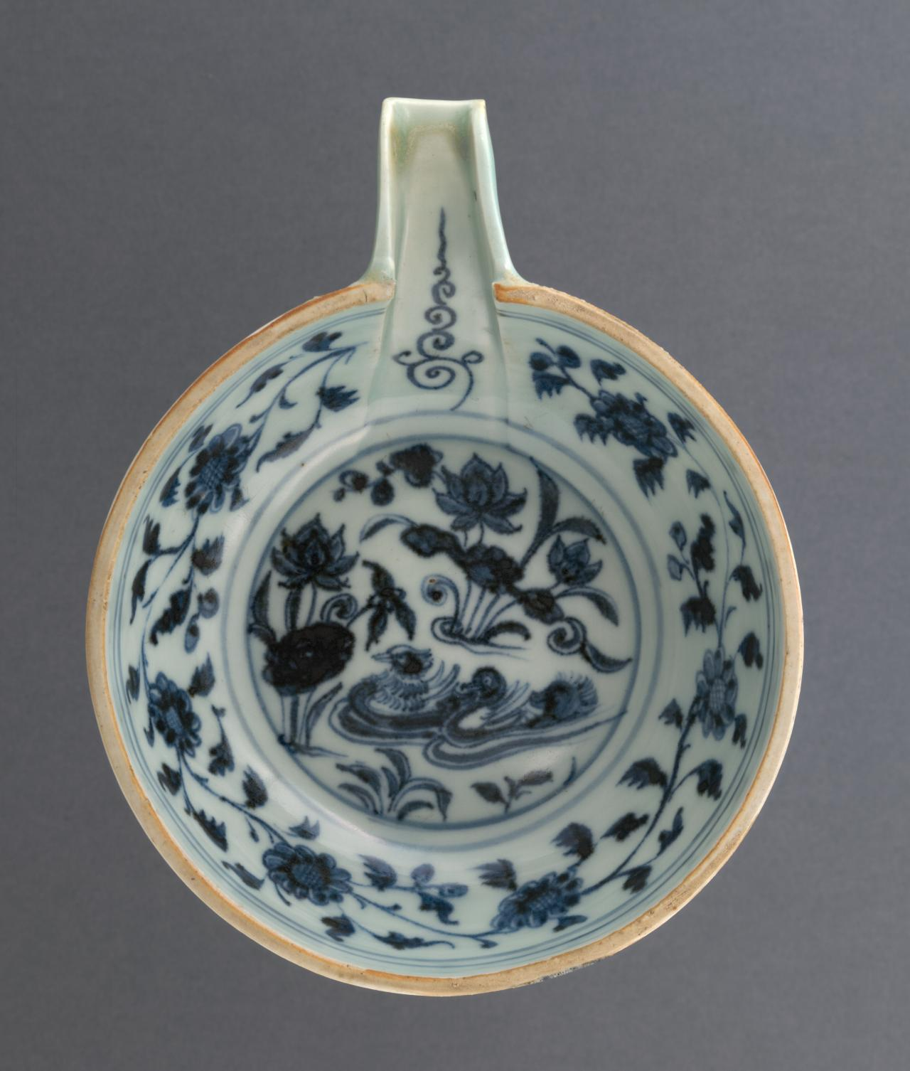 CHINESE Pouring bowl (14th century)
