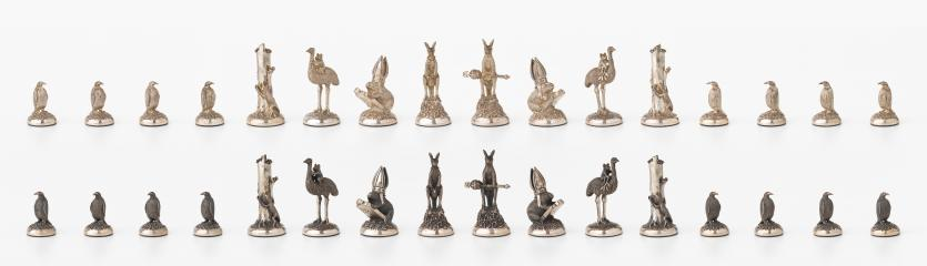 Chess set | Vincent HEALY | NGV | View Work