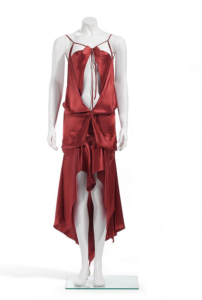 Evening dress   MATICEVSKI, Melbourne (fashion house); Toni ...