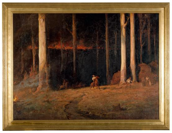 John LONGSTAFF Gippsland, Sunday night, February 20th, 1898 1898