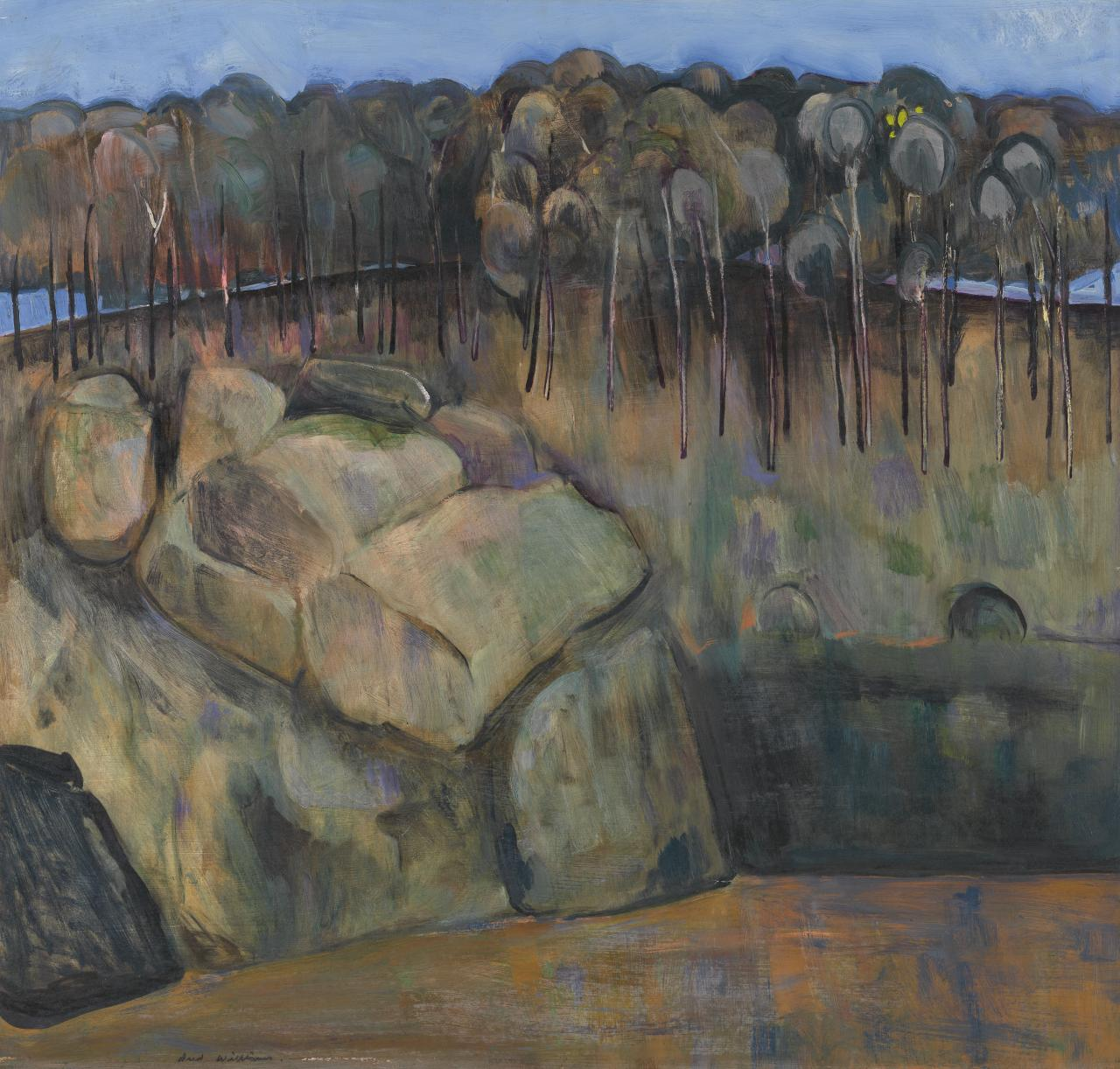 Fred WILLIAMS The Nattai River (1958)
