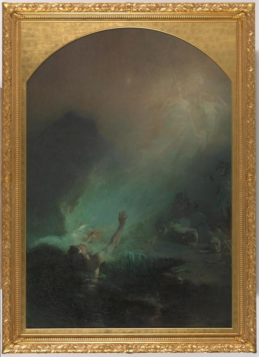 The Sirens John Longstaff Ngv View Work