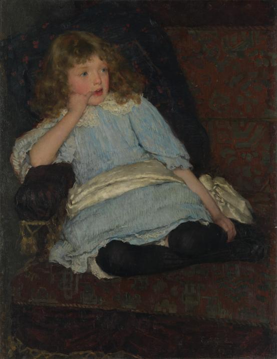 E. Phillips FOX Dolly, daughter of Hammond Clegg Esq. (1896)