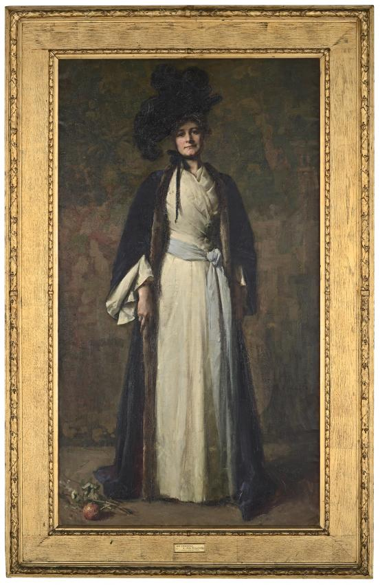 John LONGSTAFF Mrs John H. Connell 1900