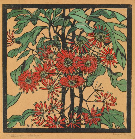 Margaret PRESTON Wheelflower (c. 1929)