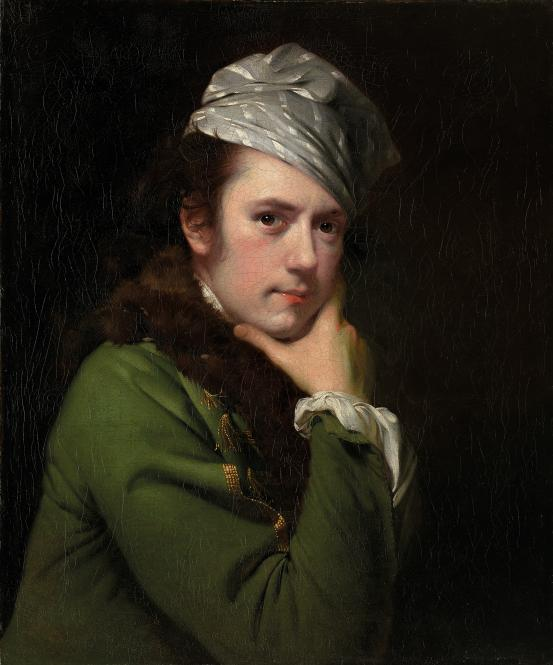fig. 1 Joseph Wright of Derby