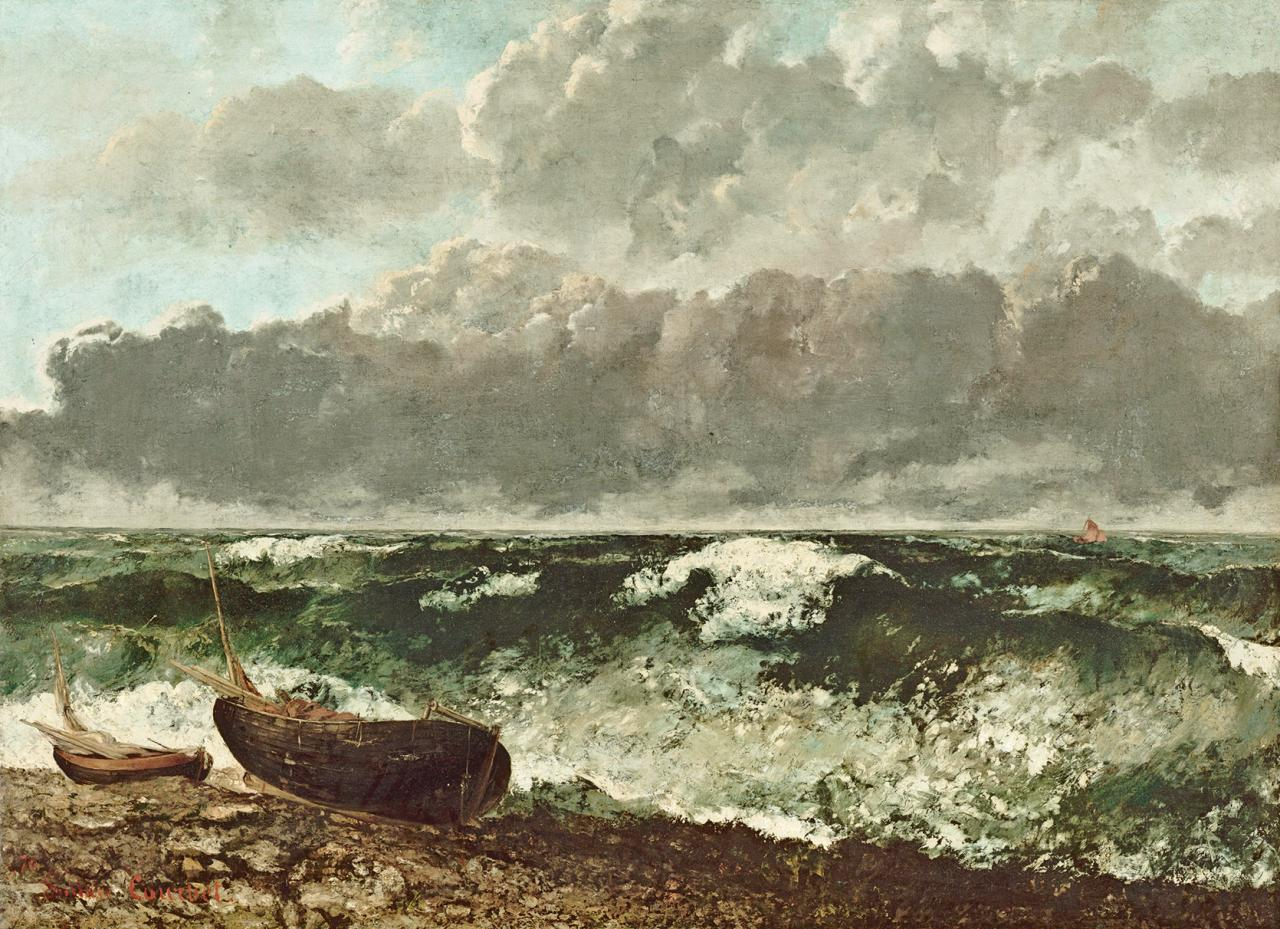 the life and work of gustave courbet art essay Free gustave courbet papers, essays, and research papers  in the philadelphia  museum of art are five paintings by gustave courbet of all of these i  the life of  the artist too underwent change and struggled with the hierarchy that existed to.