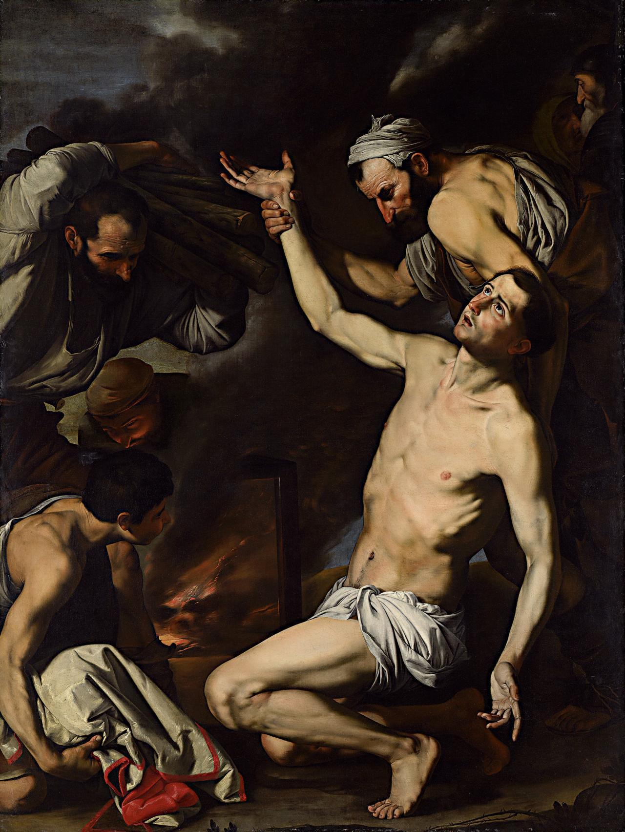 Jusepe de Ribera Spanish 1591–1652, worked in Italy c.1611–1652