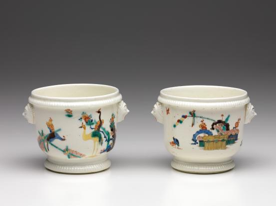 Saint-Cloud Porcelain Factory, Seine-et-Oise (manufacturer) France 1666–1766
