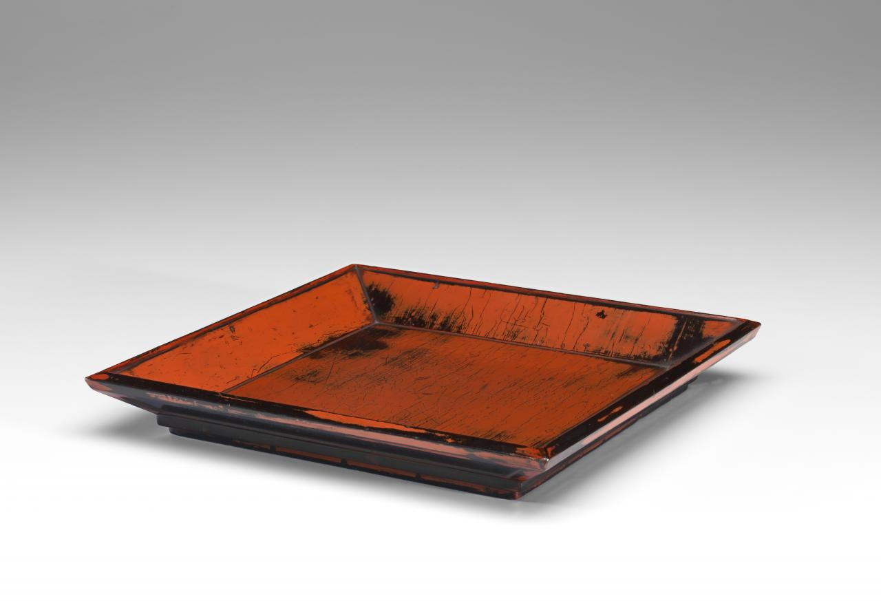 JAPANESE  Square tray