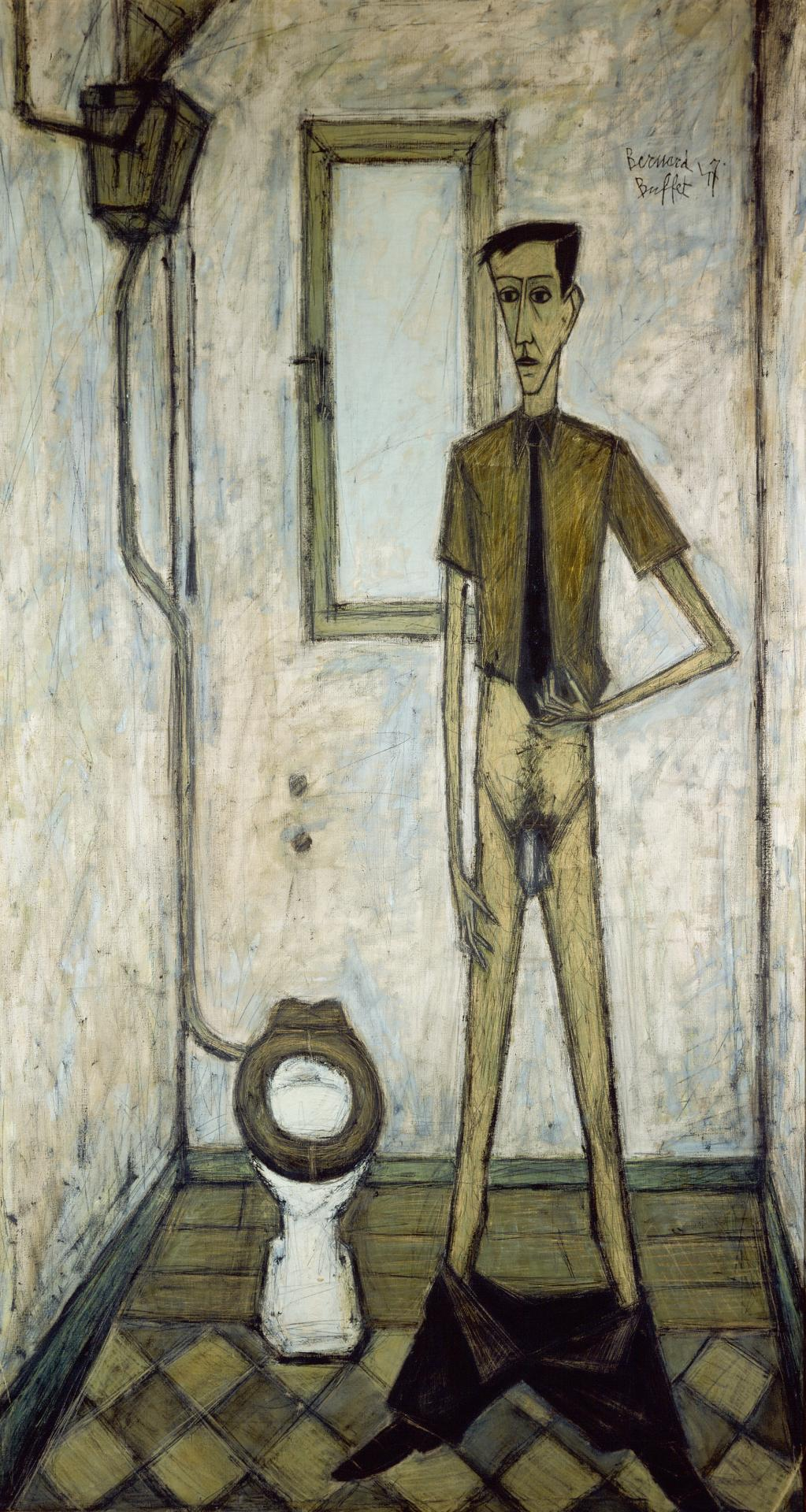 The Last Big Artist in Paris, Bernard Buffet | NGV