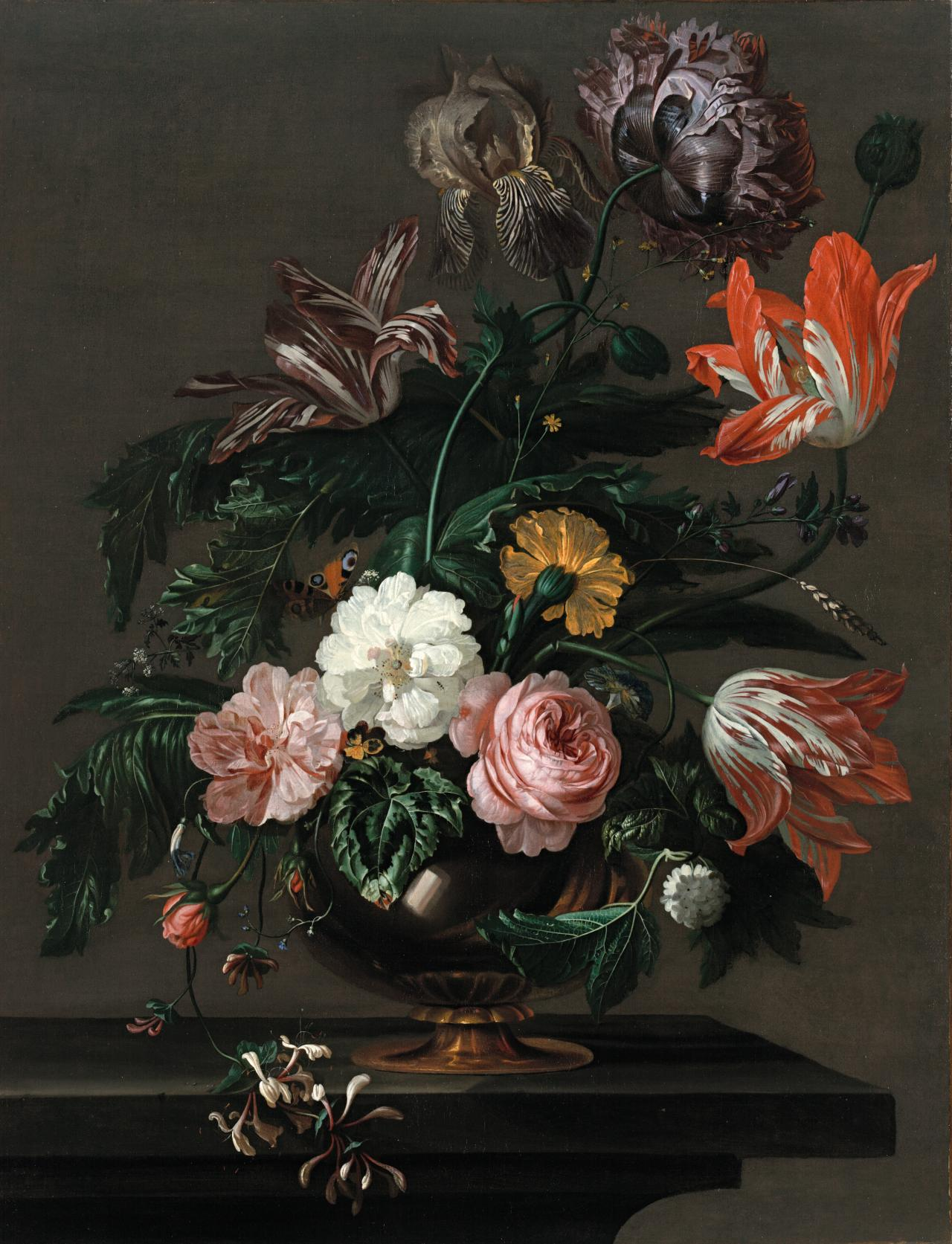 Flowery Borrowings Notes On A Dutch Still Life At The National