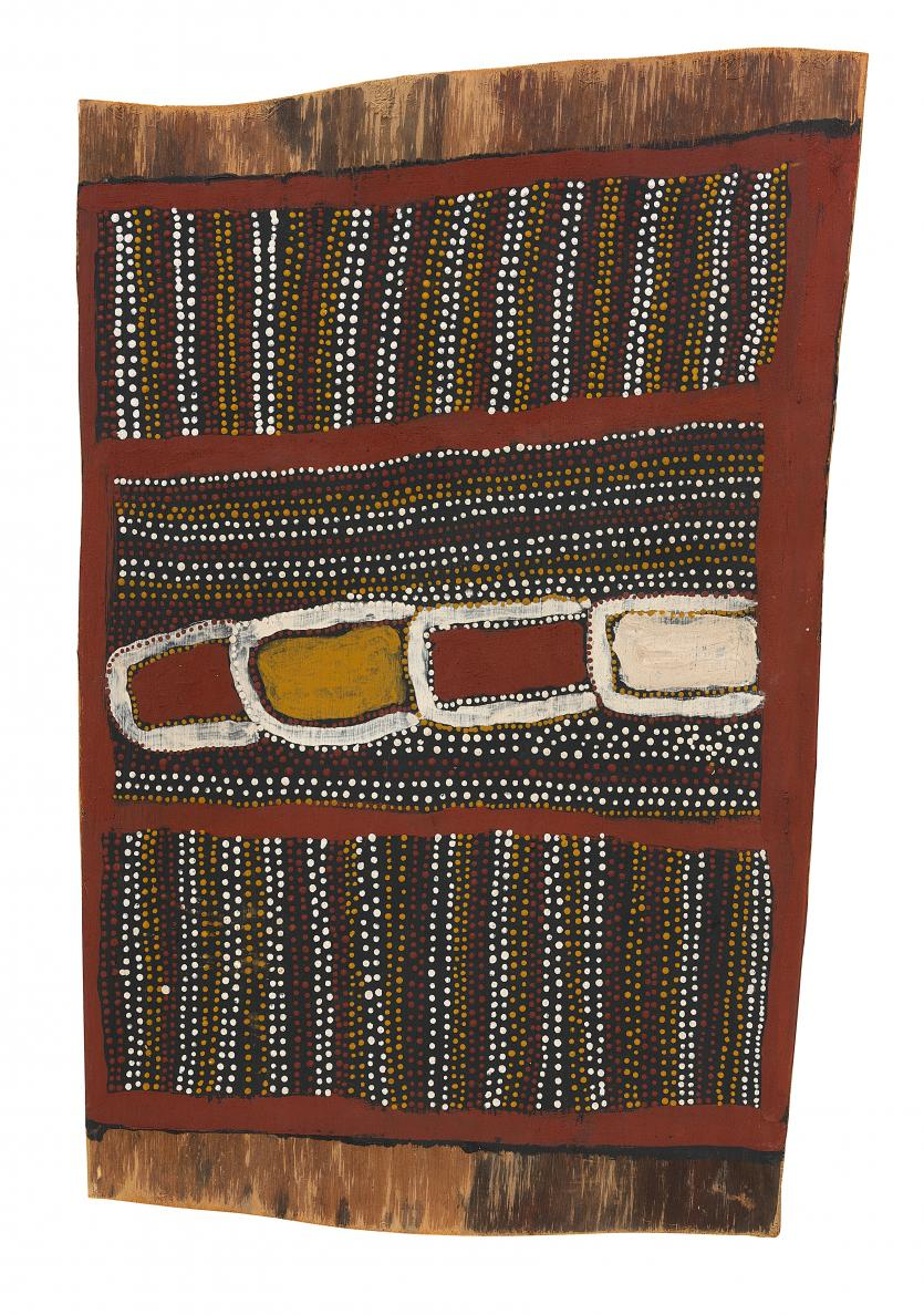 The Raw And The Cooked The Aesthetic Principle In Aboriginal Art Ngv