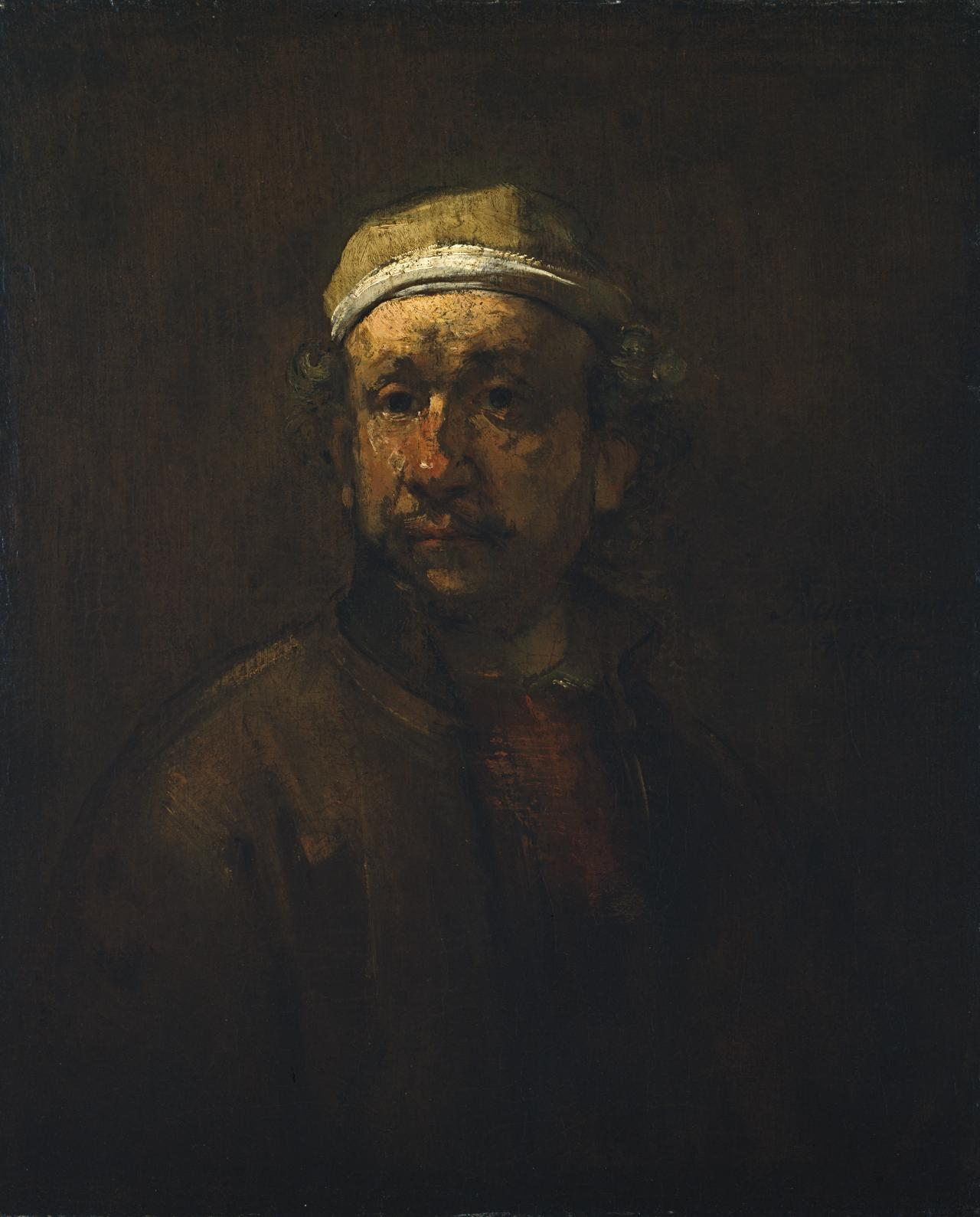 rembrandt by himself a brief history of the melbourne portrait 1 unknown artist in the manner of rembrandt van rijn