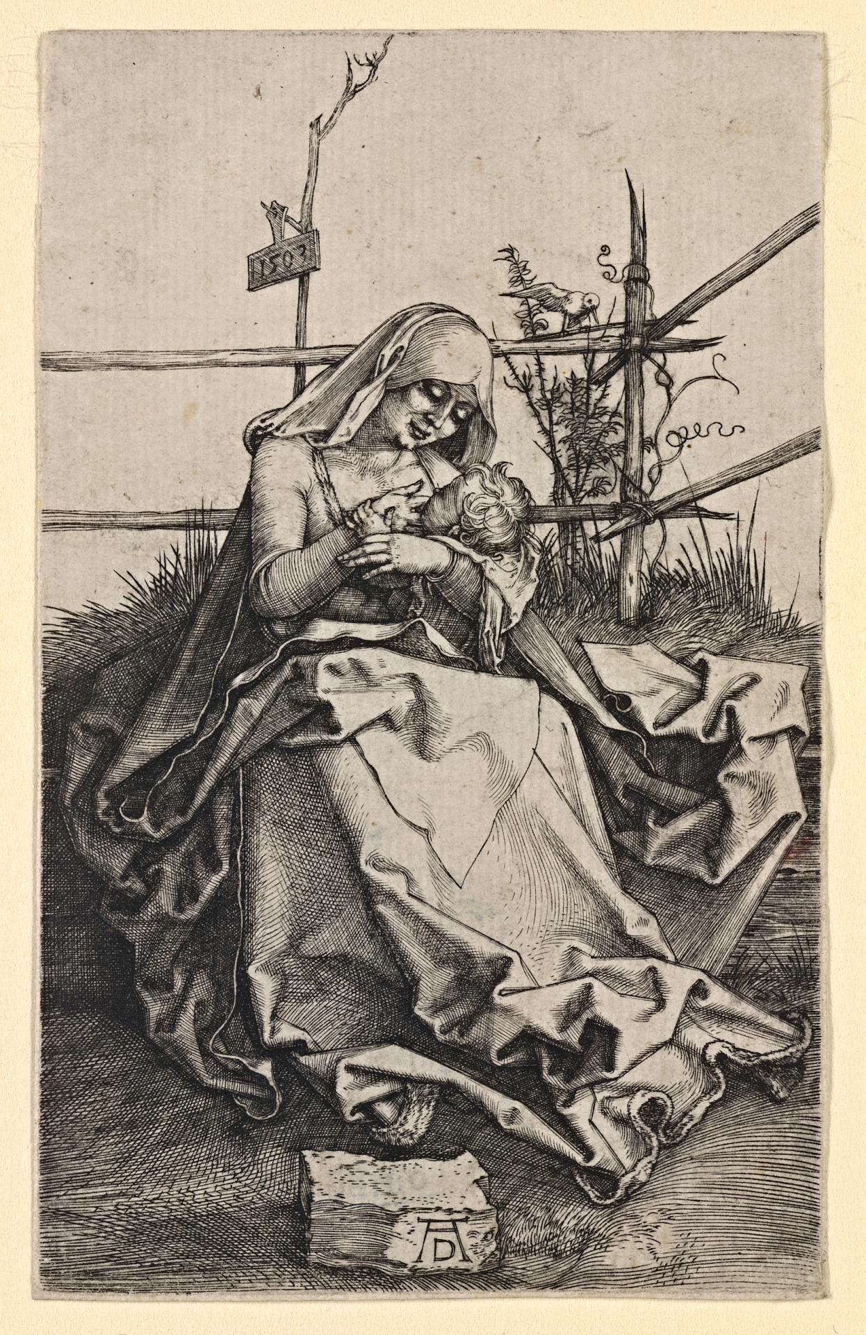 Albrecht Dürer's devotional images of the Virgin and Child   NGV