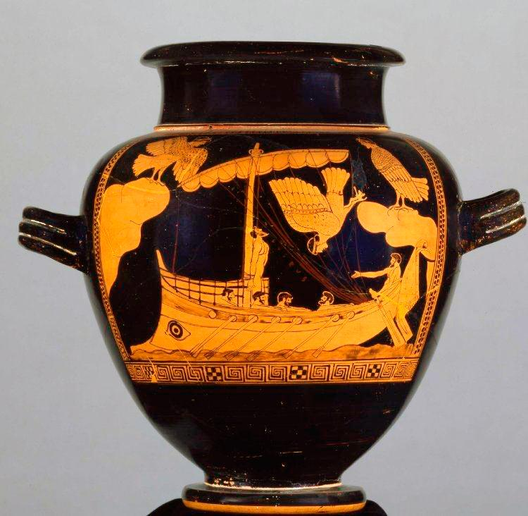 odysseus and the sirens essay