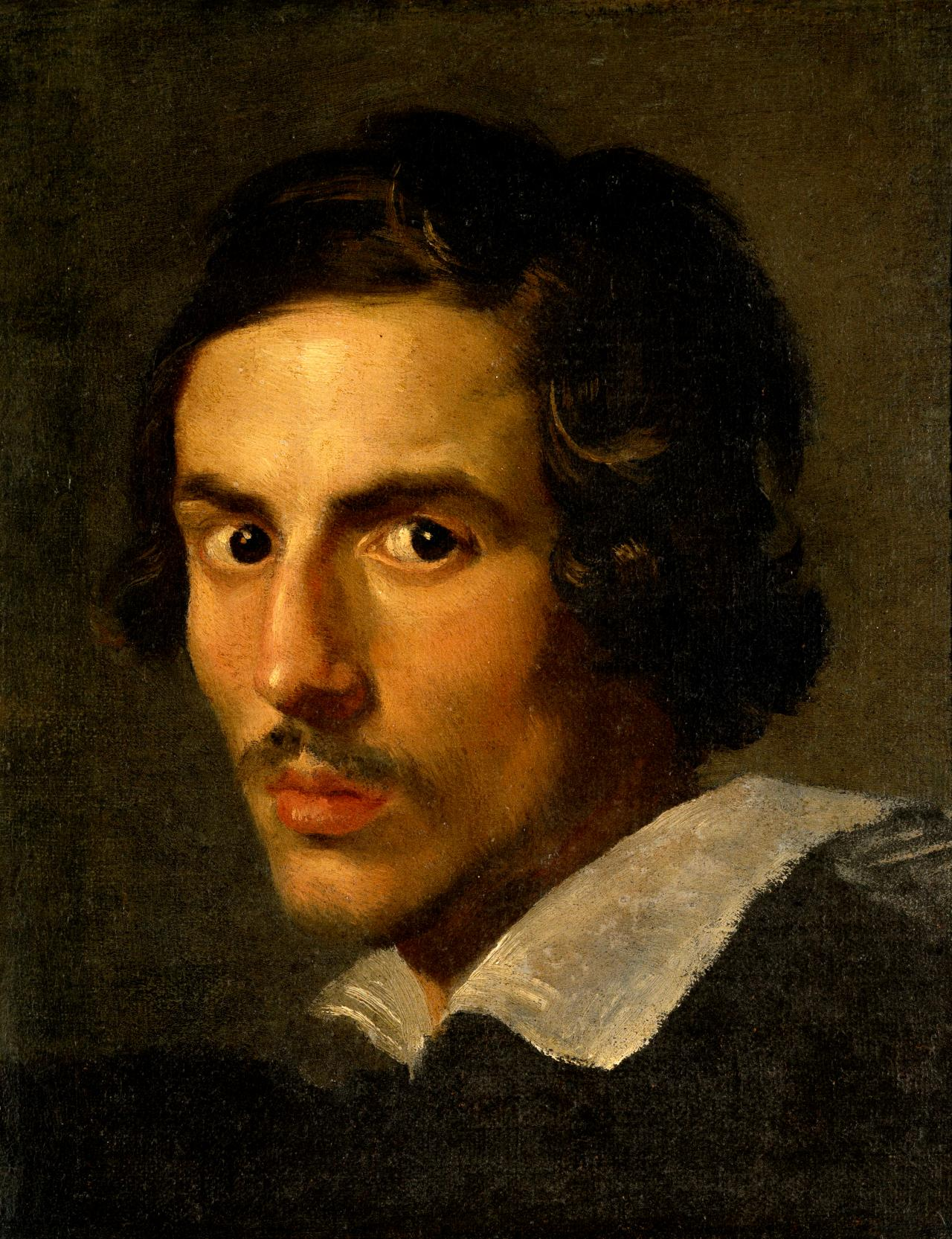 a bernini self portrait ngv the attribution of and identification of the sitter in the galleria borghese portrait are today unquestioned but the dating of the painting hinges on its