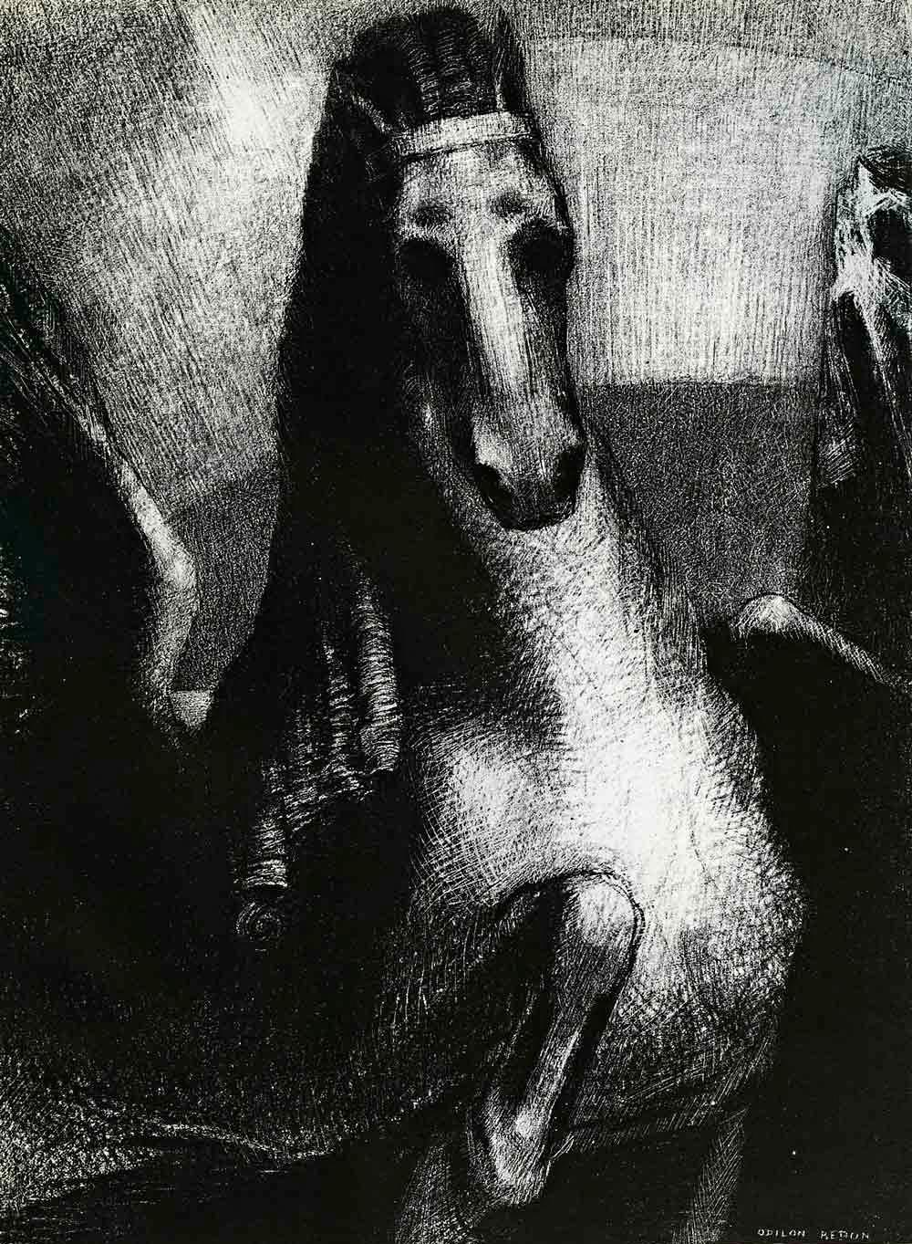 Dessin Ange Realiste redon, mellerio, mantegna and the melbourne pegasus   ngv