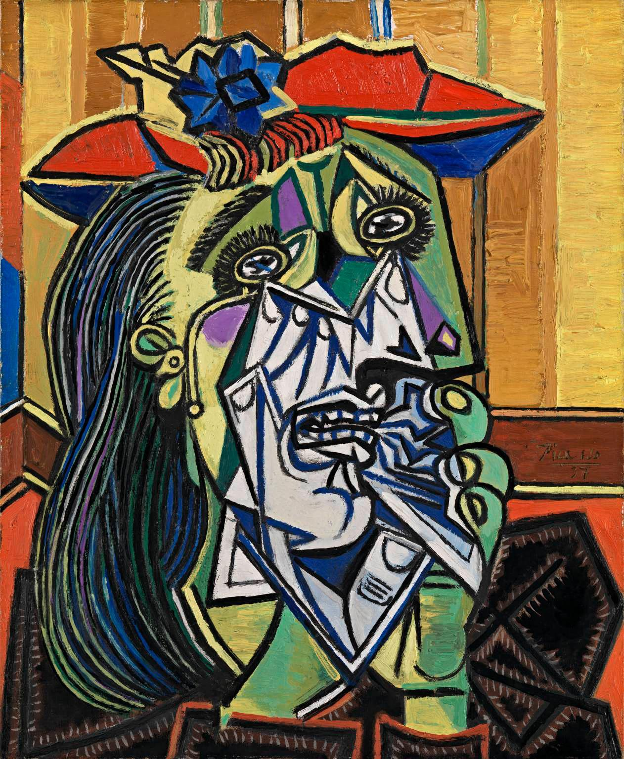 a witness to guernica picasso s weeping w ngv a witness to guernica picasso s weeping w