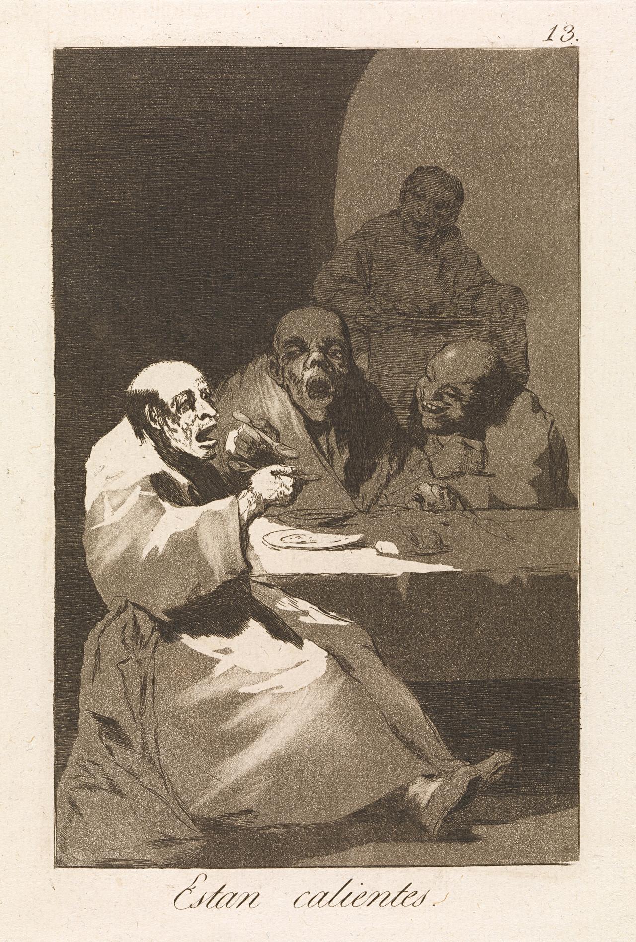 Goya's Caprichos   NGV