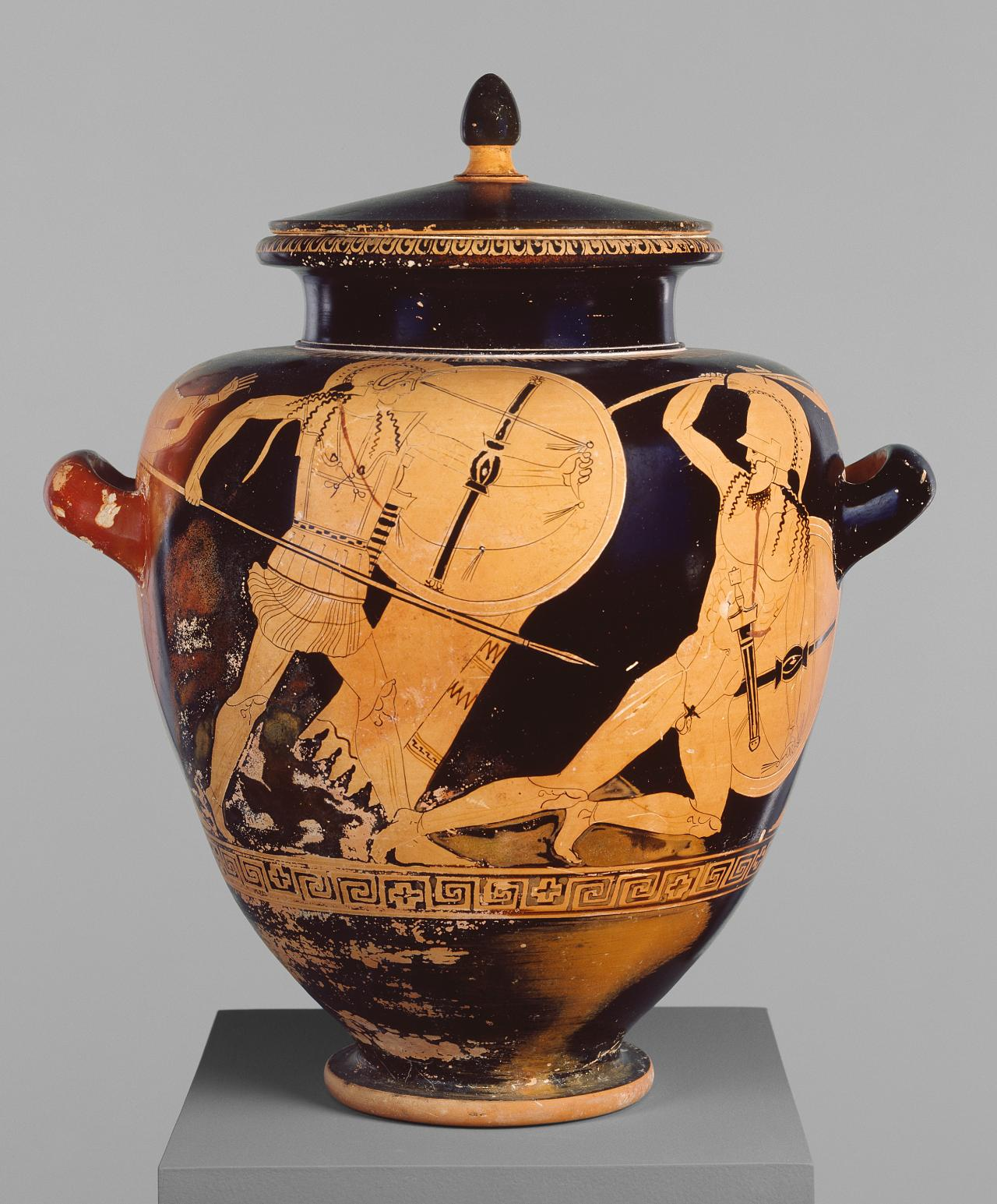 greek vase painting essays Lesson plan in which students examine a scene depicting the greek hero herakles on a greek vase and depict a greek a story on a vase art extensions many.