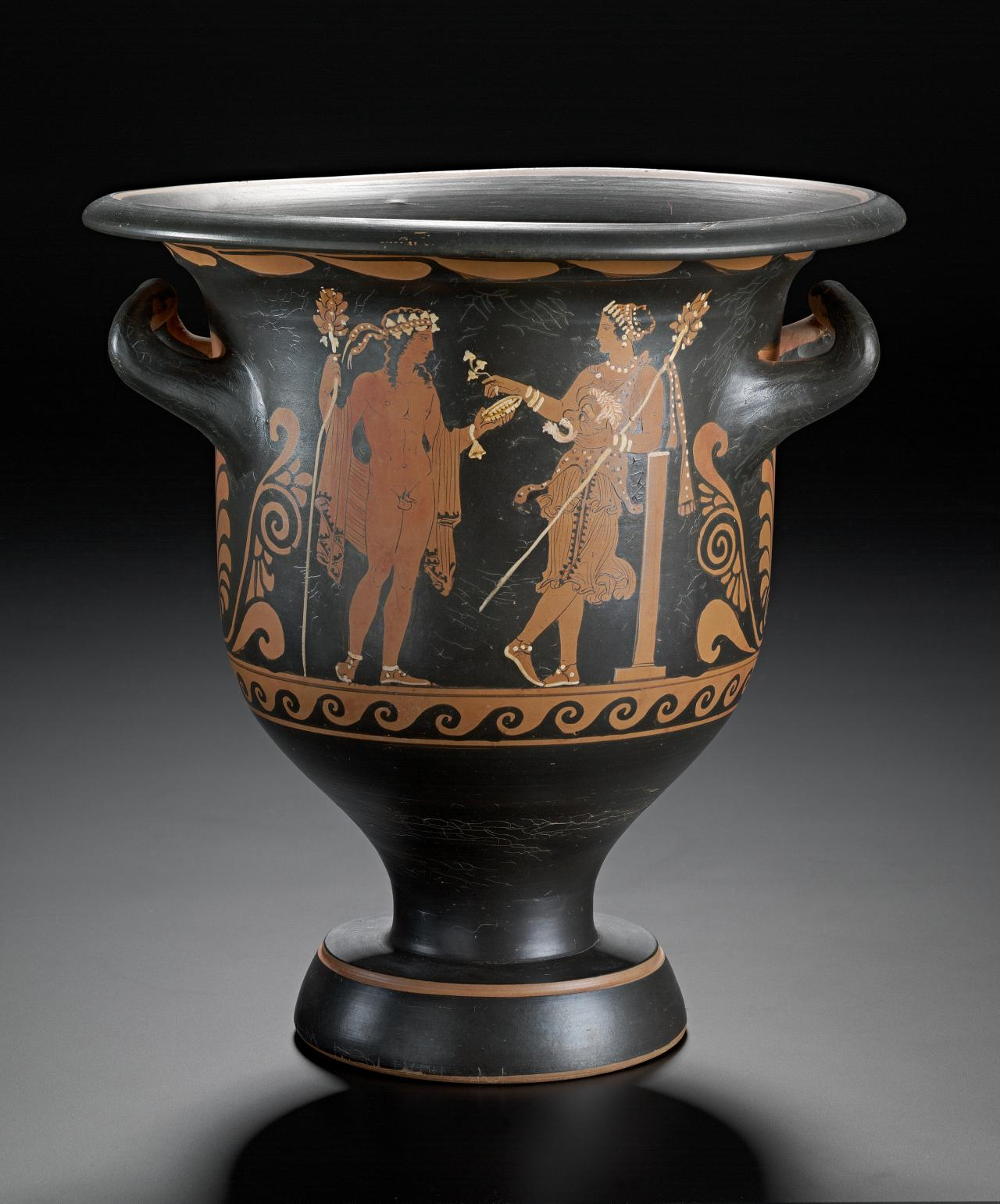 Recent additions to the collection of greek vases ngv paestum the ancient greek poseidonia is situated on the west coast of italy in the gulf of salerno just under a hundred kilometres south of naples floridaeventfo Gallery