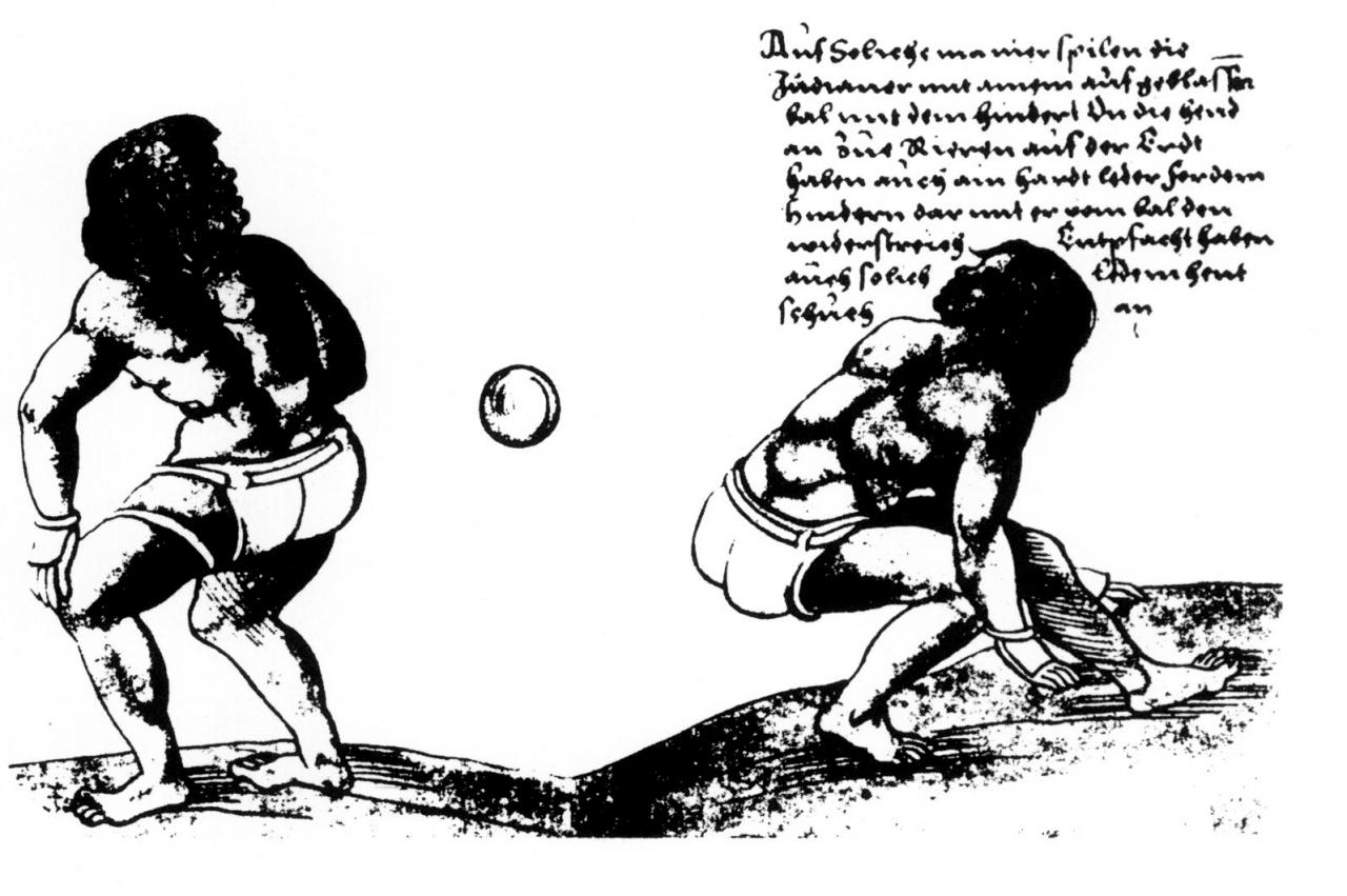 the ball game in mesoamerica essay Mesoamerican ball game essay, research paper the mesoamerican ballgame, known as ullamaliztli or ollamalizitli in the native language nahuatl, was played for many different reasons and by many different people the game was played all over what is now mexico it was played by two different groups, the aztecs and mayans.