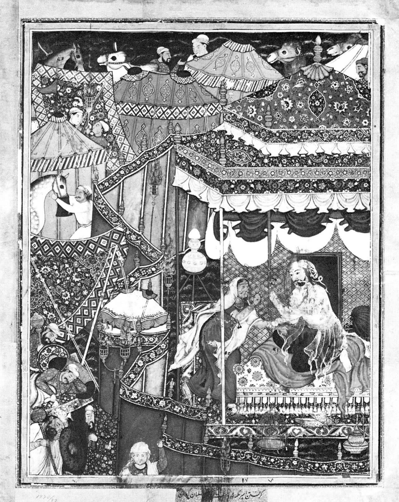Mughal painting under Akbar: the Melbourne Hamza-nama and