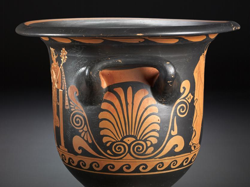 Recent Additions To The Collection Of Greek Vases Ngv