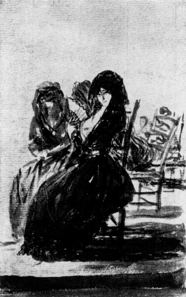 essay on francisco de goya Essay by onelove72, university, bachelor's, b, march 2009  the autorretrato de goya, a self portrait of francisco himself at the age of fifty-five,.