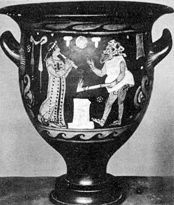 A Campanian Phlyax Vase Ngv