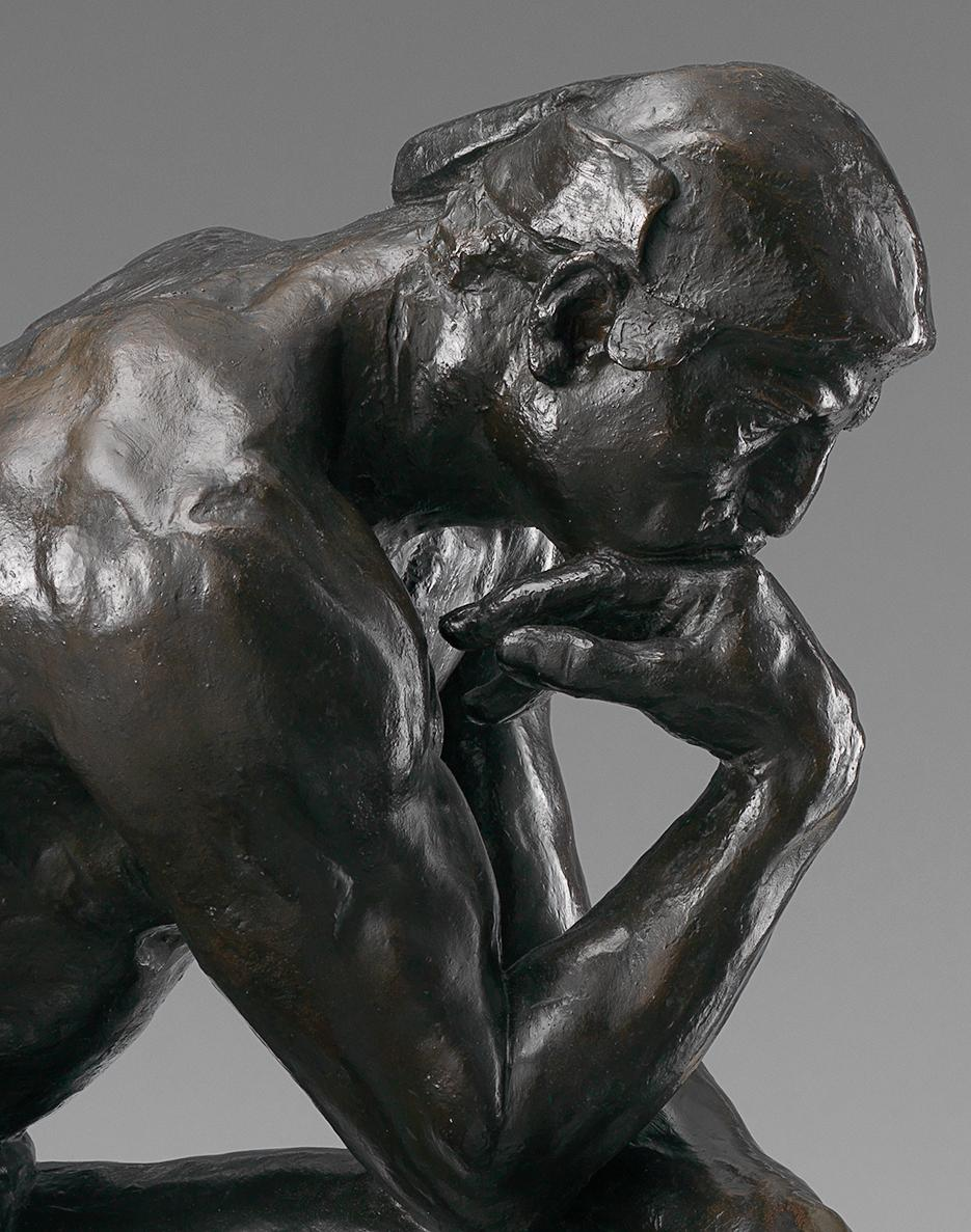 two insights into auguste rodin s the thinker ngv