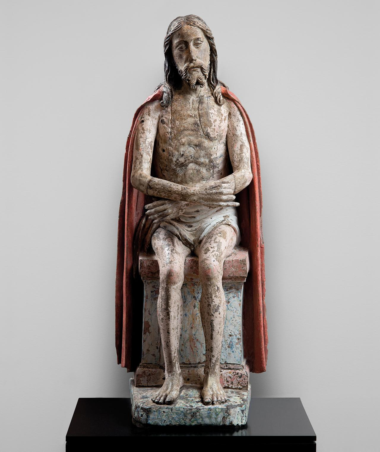 France The derision of Christ mid 15th century