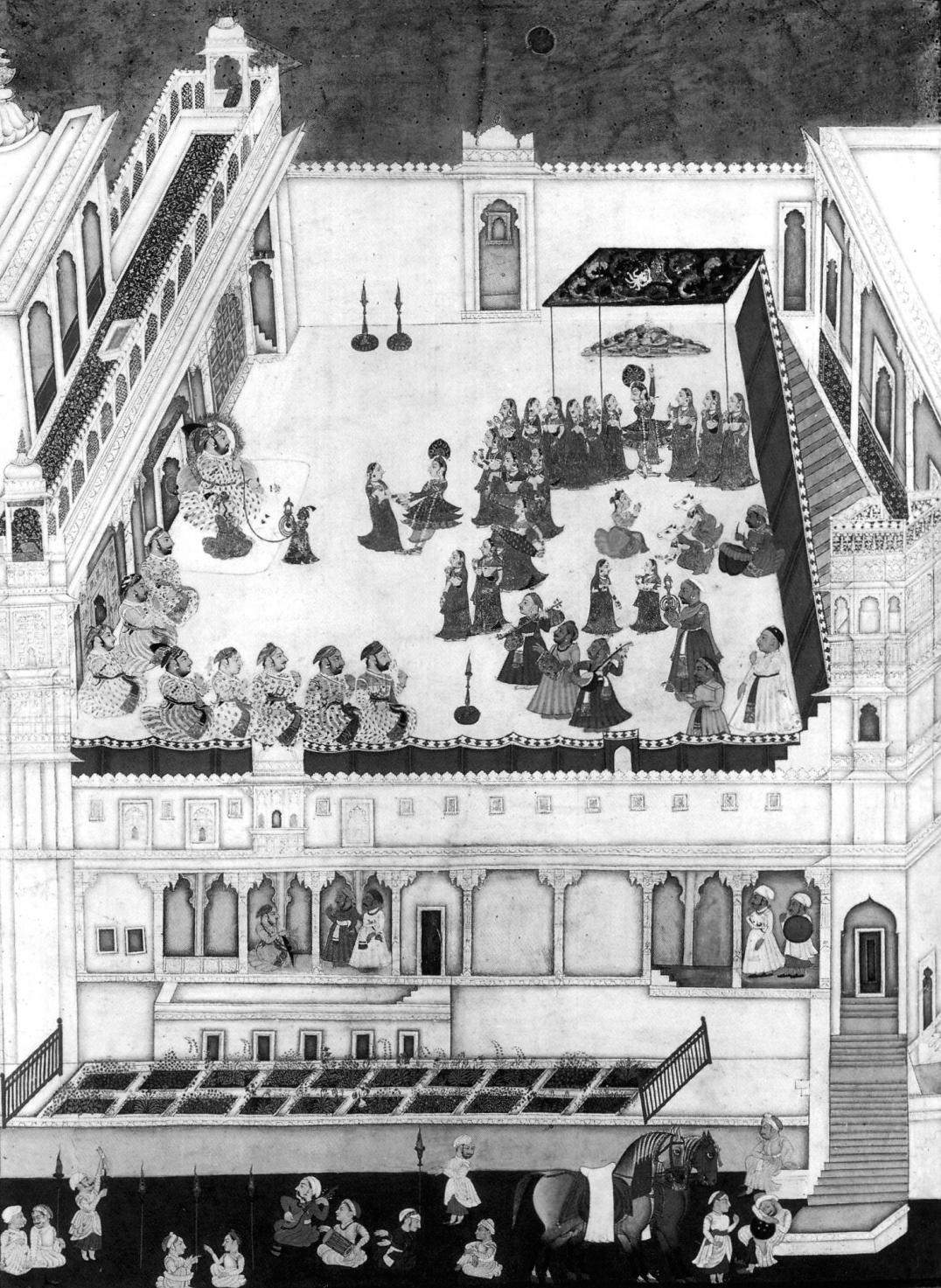 raslila essay Fig 2, maharana jagat singh at the raslila: ganesha, now known at the national gallery of victoria as maharana jagat singh ii attending a raslila performance fig 11, a page from a series of the sur sagar, now known at the national gallery of victoria as krishna and rhada from a sur sagar series.