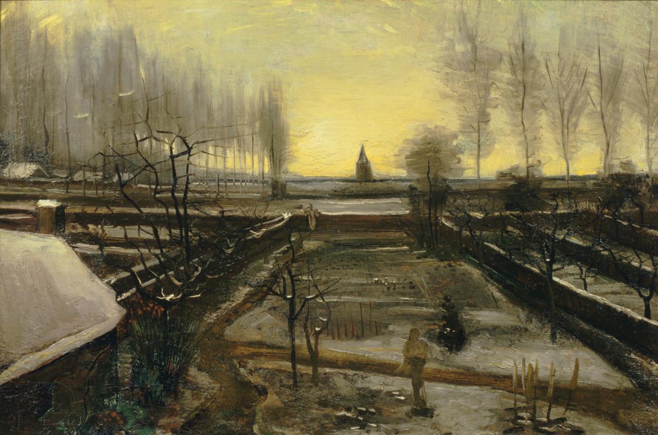 Van Gogh and the Seasons | NGV