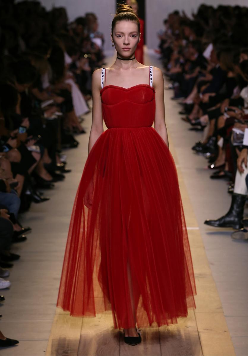 Dior Paris Fashion House Maria Grazia Chiuri Designer Spring Summer 2017 Ready To Wear Collection