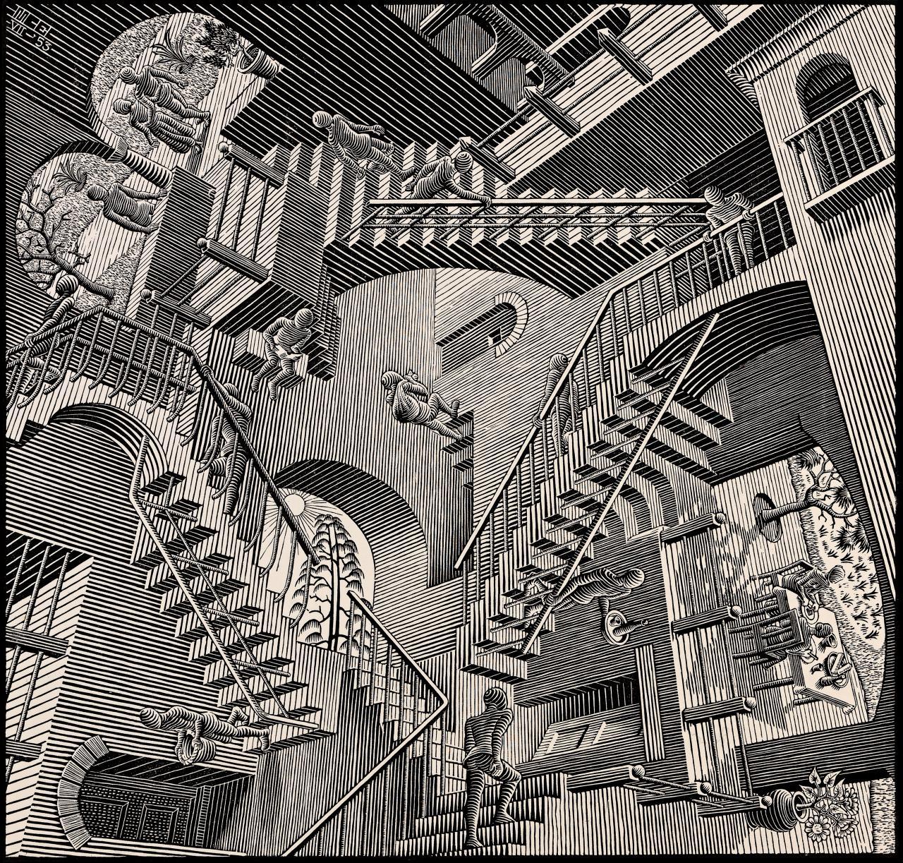M. C. Escher Dutch 1898–1972