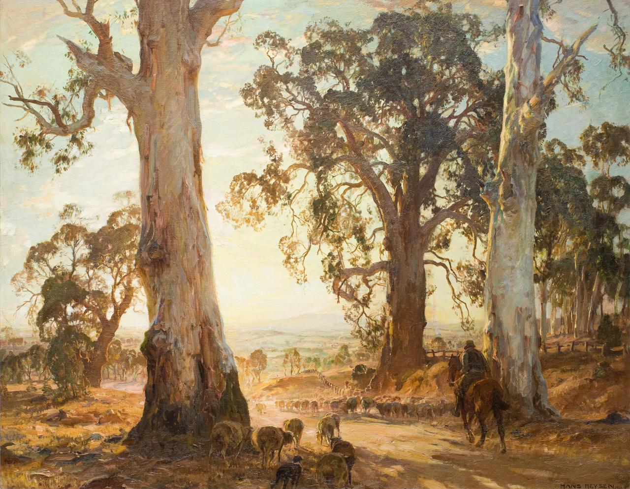 Hans and Nora Heysen: Two Generations of Australian Art
