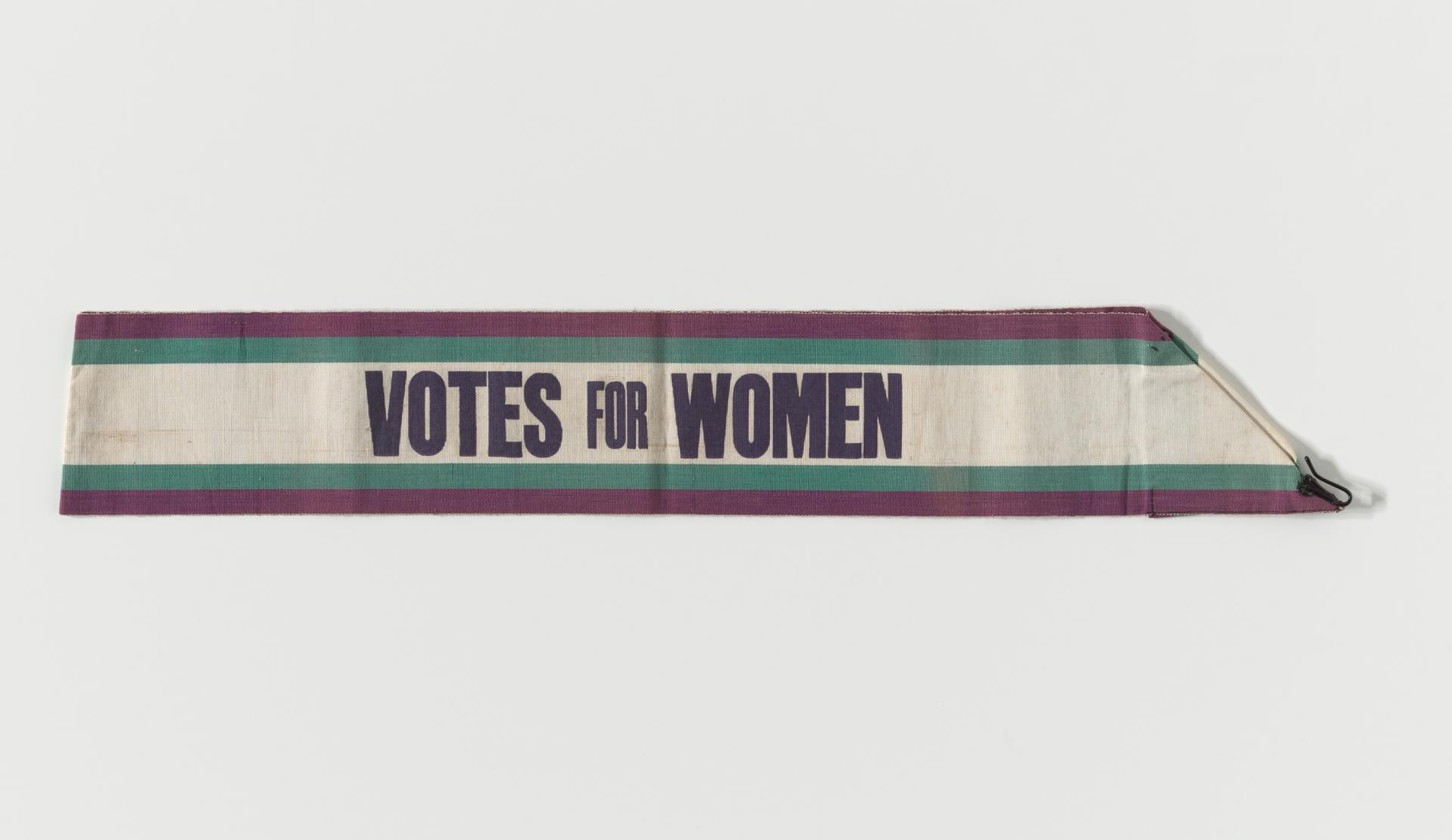 Krystyna Campbell: Pretty am and family suffrage research collection