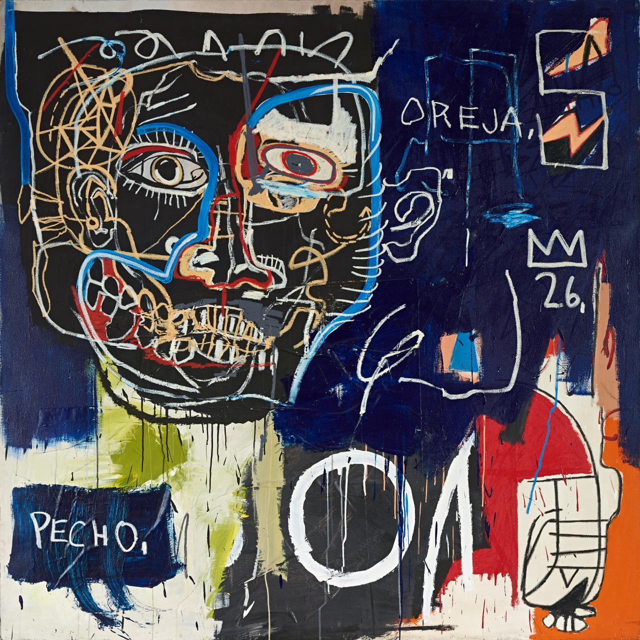 Keith Haring | Jean-Michel Basquiat | NGV