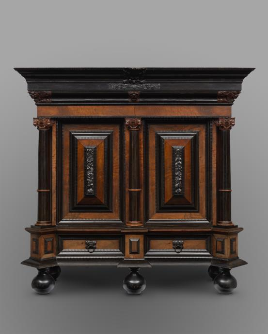 THE NETHERLANDS (manufacturer) Cushion cupboard 1659
