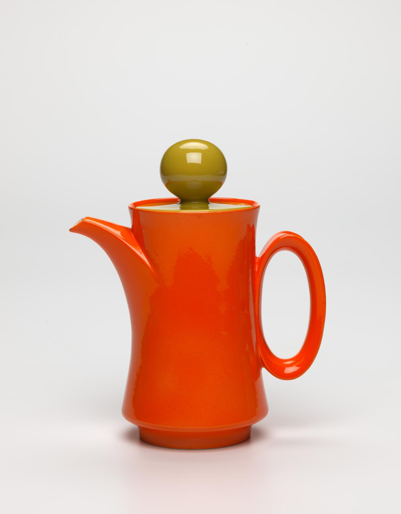 MANCER (manufacturer) Coffee service (1970s)